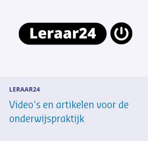 Leraar 24